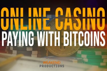 Paying With Bitcoins at an Online Casino